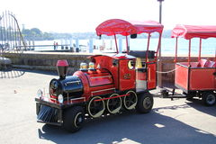 Tourist Train Stock Images