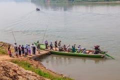 Tourist transportation at Innwa, Mandalay Royalty Free Stock Photos