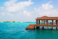 Tourist transportation motorboats in Male, Maldives, Maldives Stock Image