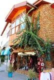 Tourist Turkish shop Stock Photography