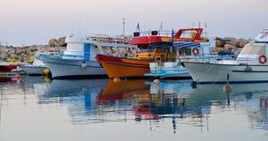 Tourist Yachts Royalty Free Stock Photos
