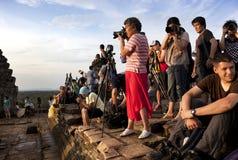 Touriste Photographie stock