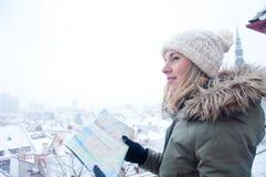 Touriste Images libres de droits