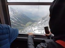 Touriste Photos libres de droits