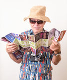 Touriste de Las Vegas Photos stock