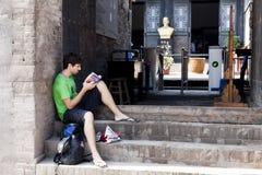 Touriste en Chine photos libres de droits