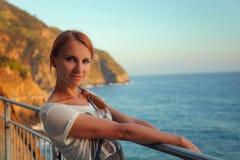 Touriste méditerranéen Photographie stock libre de droits