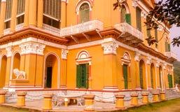 Touristenattraktion am mushidabad in Indien Makro lizenzfreie stockfotos