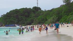 Touristes chez Similans clips vidéos