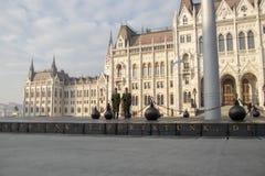 touristes de Budapest images libres de droits