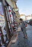 touristes de Budapest photographie stock