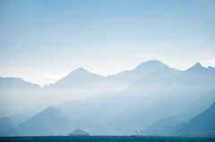 Touristic Antalya Stock Photography