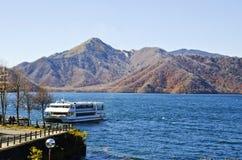 Touristic boat at the Lake Royalty Free Stock Photos