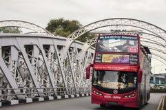Touristic bus Stock Images