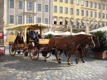 Touristic coach Royalty Free Stock Photography