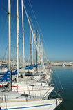 Touristic Harbour - Italy. Touristic Harbour in Senigallia - Italy Royalty Free Stock Photo