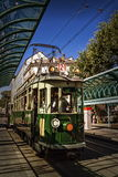 Touristic and historic tramway, Geneva Royalty Free Stock Image
