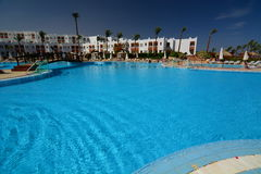 Touristic resort. Sharm El Sheikh. Red Sea. Egypt Stock Image