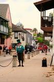 Touristic Saint Augustine, FL Royalty Free Stock Photos