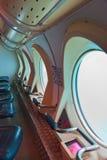 Touristic submarine at Tenerife - Canary Spain Royalty Free Stock Photos