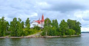 Touristische Ansicht von Helsinki, Finnland lizenzfreie stockfotografie