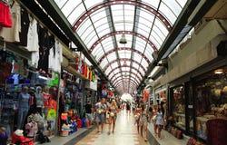Touristische Shops stockbilder