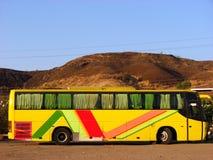 Touristischer Bus stockfoto