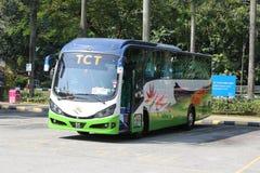 Touristischer Bus Stockfotos