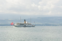 Touristisches Boot Stockfotos