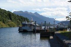 Touristisches Charter-Boot Stockbild