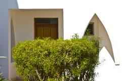 Touristisches Hoteldetail Ägypten Lizenzfreie Stockbilder