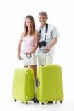 Tourists Stock Photos
