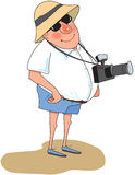 Tourists Royalty Free Stock Images