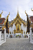 Tourists at grand Palace Stock Photography