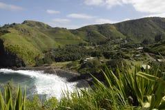 Tourists life on maui island Stock Photography