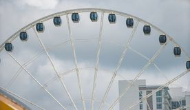 Free Tourists On Skywheel Myrtle Beach SC Stock Photo - 156350430