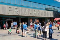 Primark in Berlin Stock Images