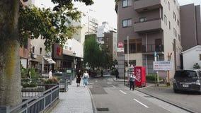 Tourists are traveling to Kanazawa Samurai District and city center of Kanazawa Prefecture