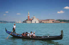 Tourists in Venice Stock Photos