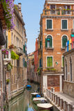 Tourists in Venice italy Royalty Free Stock Photo