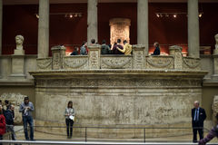 Pergamon Museum Berlin Royalty Free Stock Photography
