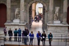 Pergamon Museum Berlin Royalty Free Stock Photo