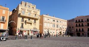 Tourists visiting Monaco Stock Image