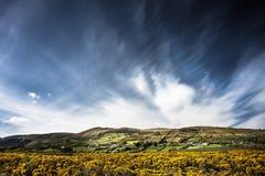 Tourmakeady, Ireland, Landscape Royalty Free Stock Images