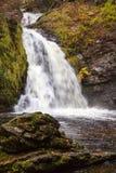 Tourmakeady Waterfall Stock Images