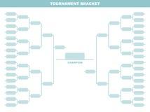 Tournament Bracket. Stock Images