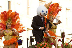 Tournament of Roses parade 2010 Royalty Free Stock Photography