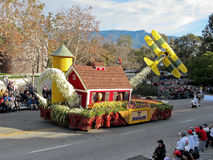 Tournament of Roses Parade 2010 Royalty Free Stock Image