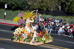 Tournament of Roses Parade Royalty Free Stock Images