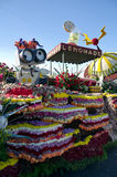 Tournament of Roses Parade Float Stock Photography